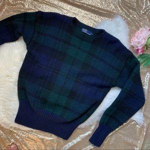 [Polo Ralph Lauren] Vintage Wool Sweater